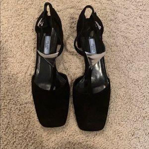 Prada Black Shoes